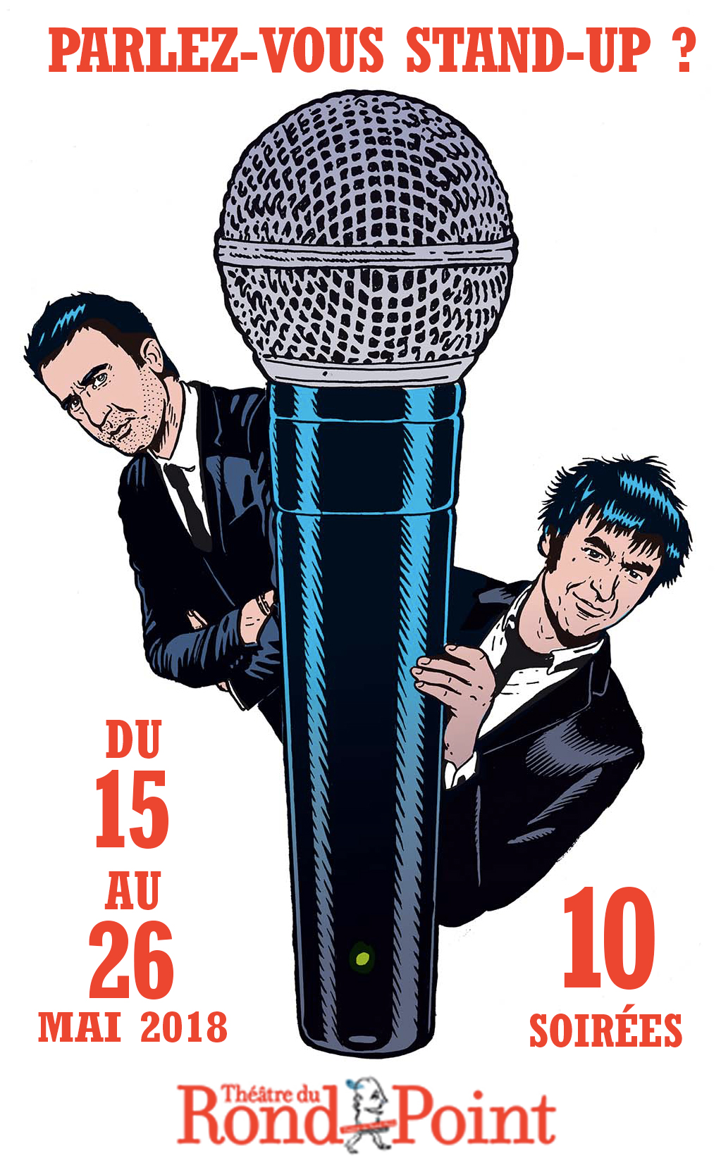 Parlez-vous stand-up ?